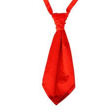 Satin Ties, Cravats and Cummerbunds