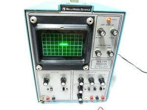 Bell & Howell Schools Solid State 5MHz Oscilloscope