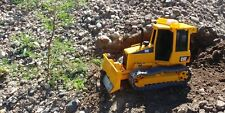 Custom Crawlerz, BRUDER D5 Mini Dozer Conversion, Radio Control, RC Construction