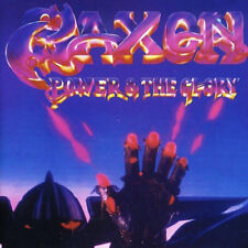 Saxon : Power & the Glory CD Expanded  Album (2018) ***NEW*** Quality guaranteed
