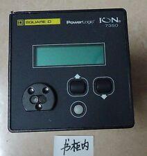 Square D Power Logic Power Measurement Ion 7350 Programmable Power Meter