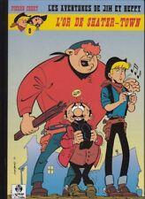 Jim et Heppy (Les aventures de) - tome 6 : L'or de Shater-Town