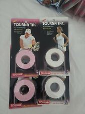 4 pack lot- Tourna Tac Tourna Grip Tennis Overgrips, New