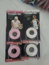 4 pack lot- Tourna Tac Tourna Grip Tennis Overgrips, New