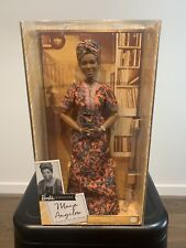 Barbie Inspiring Women Maya Angelou Collectors Doll, Fast Ship 🚚💨