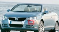 NEW GENUINE VW EOS 06-11 N/S LEFT HEADLIGHT WASHER COVER CAP 1Q0955109 GRU