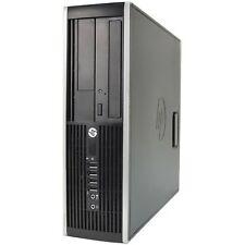 Fast HP Elite 8300 SFF Core i5-3470 3.2Ghz 128 GB SSD 1 TB HDD 8 GB WINDOWS 10