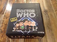 Titans Doctor Who 50th Anniversary Figures New (Display x20 Figs) Out of Print