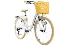 KS Cycling Damenfahrrad 26'' Cantaloupe Fahrrad Cityrad 48cm Rahmenhöhe Shimano