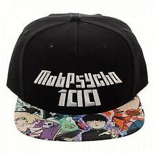 Japanese Anime One's Mob Psycho 100 Adjustable Snapback Hat