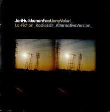 JORI HULKKONEN Lo-Fiction CD Single Near Mint Promo Edition