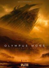 Olympus Mons 1  Anomalie eins   Splitter Verlag Neuware