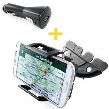 CD Schlitz KFZ Halterung & USB Adapter RIM Blackberry Curve 9320 9360 9810