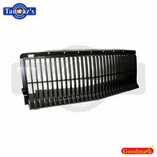 87 Regal Grand National GN T-Type T Front BLACK Grille Grill New Reproduction