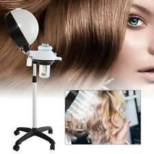 Concise Home Salon Professional Hair Steamer Conditioning Rolling Floor Stand