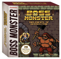 BGM0016 Brotherwise Games Boss Monster: Implements of Destruction Expansion