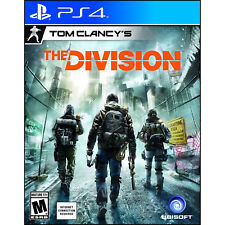 Tom Clancy's The Division PS4 [Factory Refurbished]