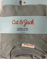 CAT & JACK THERMAL LONG UNDERWEAR SET 2/3T