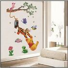 Wall Sticker Window Decals Vinyl Decor Sticker Tiger