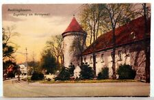 Postkarte 1928 - RECKLINGHAUSEN - Engelsburg am Herzogswall