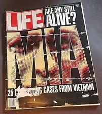 November, 1987 LIFE Magazine Ads, 80s advertising FREE SHIPPING 11