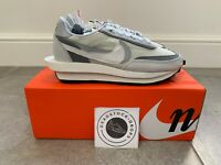 Nike Sacai LD Waffle Summit White UK 8 EU 42.5  Brand New 100% Authentic