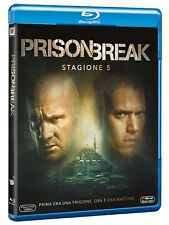 PRISON BREAK STAGIONE 5 (3 BLU-RAY) Dominic Purcell, Wentworth Miller