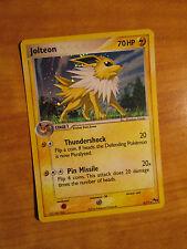 NM Pokemon JOLTEON Promo POP SERIES-3 Set Card #3/17 Holo Rare Eevee Evolution