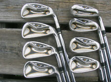 TaylorMade R7 Iron Set 4-AW TaylorMade T-Step 90 S Flex Shafts TaylorMade Grips