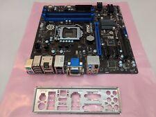 MSI CSM-Q87M-E43 Intel Q87 LGA1150 DDR3 USB 3.0 Micro ATX Motherboard