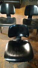 Genuine Vintage Eames Molded Plywood Wood Lounge Side Chair LCW. Herman Miller