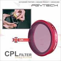 PGYTECH  PROFESSIONAL CPL FILTER FOR DJI OSMO ACTION CAMERAS