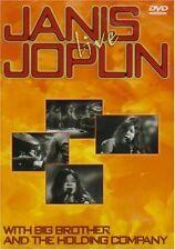 Janis Joplin - Live [DVD]