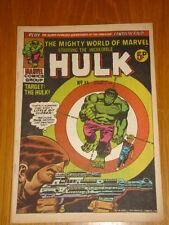 MIGHTY WORLD OF MARVEL #54 1973 OCTOBER 13 BRITISH
