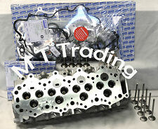 Mazda BT-50 Ford Ranger WE Cylinder Head KIT new  inc. Bolts, VRS, valves