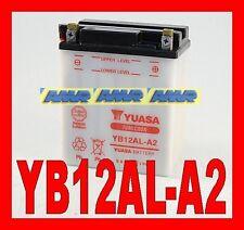 BATERÍA DE LA MOTOCICLETA YUASA ORIGINAL YB12AL-A 512360