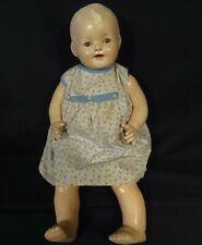 New Listingvintage Effanbee doll sleep eyes marked Lovums Patno 1283558
