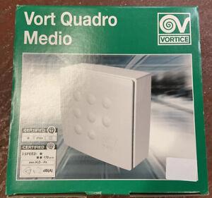 Vortice Vort Quadro Medio Centrifugal Aspirator 11944 - Job Lots Available