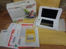 NINTENDO 3DS XL WHITE BOXED