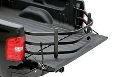 Amp Research Black Bed Extender HD SPORT Ford F150 Toyota Tundra 74803-01A