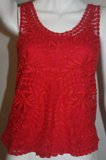 BNWOT Red Two Piece Boo Radley Top Size Small