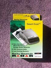New listing Rocky Mountain Rmr-D240 Radar Detector - Smart-Scan - Brand New