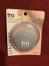 Lot Of 3 Covergirl Tru Blend Mineral Pressed Powder L1234/Translucent Fair