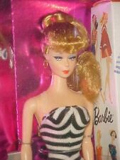 35th ANNIVERSARY BLONDE PONYTAIL BARBIE REPRO