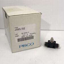 Pisco Jsu532 Push To Connect Pneumatic Flow Controls 532new