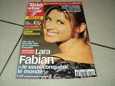 TELE STAR BELGE 1147 (22/9/98) LARA FABIAN JOHN TRAVOLTA JEAN-CLAUDE F DAREL