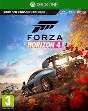 Forza Horizon 4 Microsoft Xbox One Game 3 Years