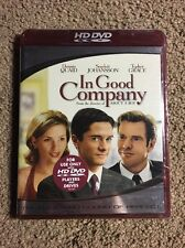 (AV1) In Good Company (HD DVD, 2007)ONLY WORK IN SPECIAL HD-DVD PLAYERS & DRIVES