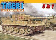 DRAGON 6253 1/35  Tiger 1 Late Production , Pz.Kpfw. VI Ausf. E - Sd.Kfz. 181