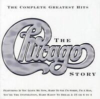 The Chicago Story - Complete Greatest Hits [Uk Version] UK POST FREE